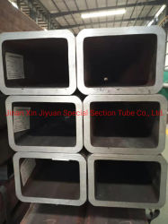 China proveedor terminado En10210-2006 caliente S355J0h S355J2h Rectangular y tubo de acero cuadrado