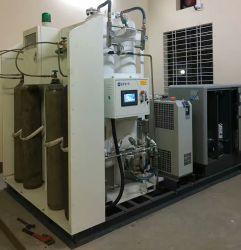 Máquina produtora de oxigénio psa durável de oxigénio a fábrica de enchimento do cilindro