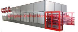 ベニアドライヤーウッド荷物乾燥室ウッド乾燥装置完全自動ドライヤー蒸気ヒーターベニアドライヤー、ヒートトランスファーオイルヒーターベニアドライヤー