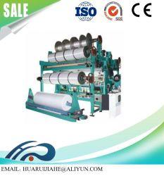 Tissu Warp-Knit/ Weft-Knitted acrylique couverture couverture de coton machine à tricoter, Russell métier Raschel machines à tisser avec de multiples couleurs