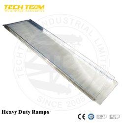 Anti rampa piegante di slittamento di alluminio del carico del camion