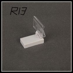 Sinal magnético Clip/etiqueta de preço de Plástico Titular (R13)