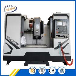 Centro de maquinagem de eixo 3 de precisão (VMC850) fresadora CNC Vertical