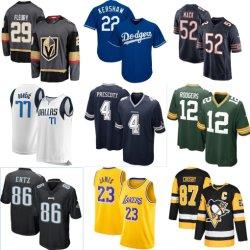 Commerce de gros Football/Baseball/Hockey sur Glace/basket-ball/Soccer Jerseys- Tout Sport Jerseys