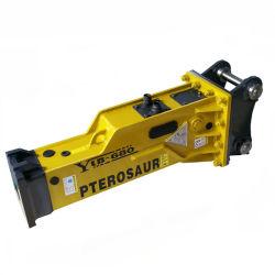 Miniexkavator-hydraulischer Unterbrecher-Hammer zum Brechen der Felsen