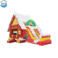 Рождество надувные слайд &Reantal Bouncer для рекламы или продвижения по службе