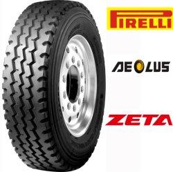 Zeta, le rythme de l'acier de haute qualité Tous les pneus de camion Radial 315/80R22.5 12r22.5 13r22.5 avec 7 ans de garantie
