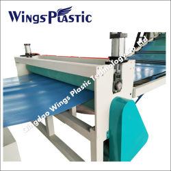 PVC 스케일더링 바닥 매트 제작 기계/PVC 코인 시트 돌출 선