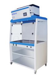 Ce laboratoire certifié ISO et la protection de l'air de grande taille Ductless Double personne hotte