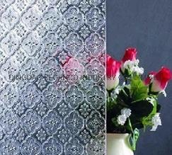4mm 최고 가격을%s 가진 다른 디자인 장식무늬가 든 유리 제품