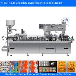 De Machine van de Verpakking van de Blaar van de Boon van de chocolade