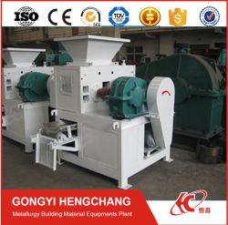 Metalurgia el lodo/bola de fluorita de la máquina de prensa con un diámetro de 20-60mm