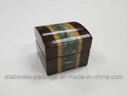 Cas réglé en gros classique de Boxjewellry en bois solide