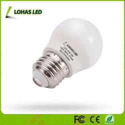 Ahorro de energía de 3W (25W halógena Replacemnet) bombilla LED blanco cálido con Ce RoHS