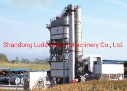 Marca Luda Qlb3000 180t/h a 240 t/h de plantas de mistura betuminosa intermitente obrigatória