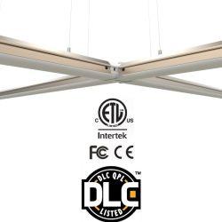 ضوء أنبوب خطي LED قابل للتخفيت مع ETL/DLC للإضاءة التجارية