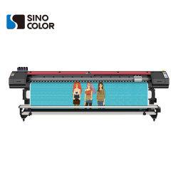 Het Digitale UVBroodje van het grote Formaat om Printer uv-1260c voor het Kledingstuk van het Canvas te rollen