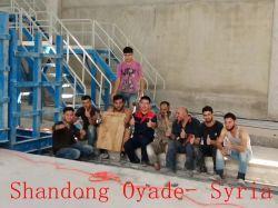 Linea di produzione di produzione del comitato del cemento del panino