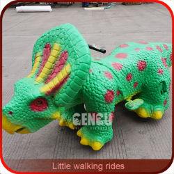 Kind-Spielplatz-Ger?t RoboterAnimatronic Dinosaurier-Fahrten