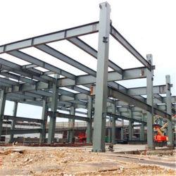 Los proyectos de construcción metálicos prefabricados de estructura de acero fabricadas por