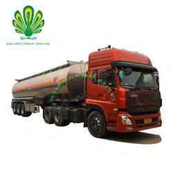 중국 Shengrun 12 타이어 연화성 액체 기름 연료 탱크 트럭