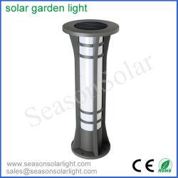 Gran cantidad de lúmenes de luz exterior 5W Solar Panel solar césped iluminación con accesorio de iluminación LED