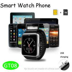 Hot vendre Smart montre Bluetooth pour iPhone et Android (GT08)