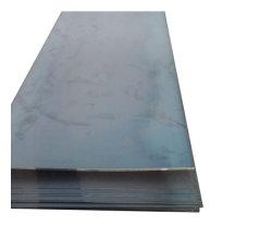 Matériau de construction résistant à la norme ASTM A242 Wearther Corten Feuille d'acier a/b