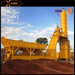 Equipos de mezcla de cemento de la máquina Hormigonera planta para la construcción