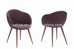 Specail Form Kurbelgehäuse-Belüftung, das Stuhl-Wärmeübertragung-Metallbein-Stuhl speist