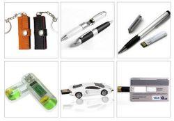 Schijf van de Flits van de Stok USB van het Geheugen van de Aandrijving van de Vorm van het metaal USB de Zeer belangrijke (EM012)