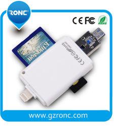 2018 새로운 USB 마이크로 SD 카드 판독기
