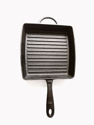 Piastra Seasoned del ghisa del Cookware del ghisa