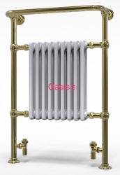Hot Sale UK Serviette traditionnelle du radiateur Radiateur Salle de bains en acier