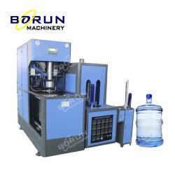 Semi-automatique de la benne de 5 gallons de 20 litres Pet bouteille Jar Machine de moulage par soufflage
