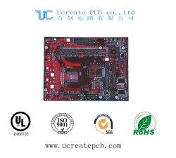 4 couches PCB HASL pour les équipements médicaux