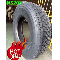 Top marques de pneus 295/75R22.5 Le pneu de pneus pour les gros camions et remorques de camion Pneumatiques radiaux 11r de pneus de camion 22,5