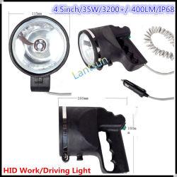 35W HID Spotlight Luz de trabajo para SUV todoterreno Jeep