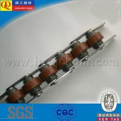 BS25-C212A de snelheid-Vouwen van het roestvrij staal Transportband