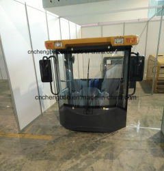 3ton 5 Rad-Ladevorrichtungs-Zus und Fahrerhaus der Tonnen-6ton