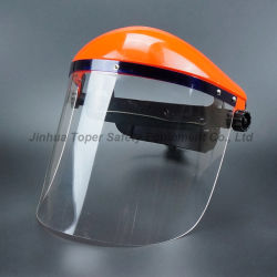 Visiera medica di sicurezza della visiera acrilica trasparente (FS4011)