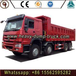 De hete Vrachtwagen van de Stortplaats van de Vrachtwagen van de Kipper van Sinotruck HOWO van de Prijs 8X4 in Beste Vrachtwagen en Beste Prijzen