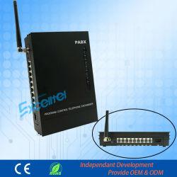 1つのGSMの8無線Sohoの電話システムPBX 1 Coの行拡張
