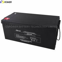 Bateria Bateria de gel Cspower 12V180ah/ Armazenamento Solar bateria/ bateria de gel Solar