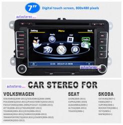 VW Golf Jetta TouranポロPassat B6 Transporter Stereo GPS Satnav DVDのための車エムピー・スリーPlayer