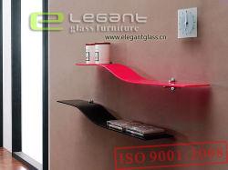 De populaire Plank van het Glas op Muur in Woonkamer