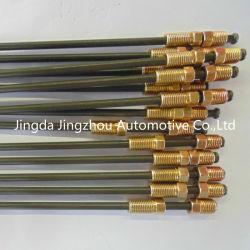 Pièces de moto revêtement nylon PA12 Tube de frein à double paroi pour système de carburant