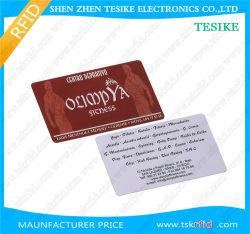 scheda del chip RFID di 13.56MHz FM11RF08 con stampa di colore quattro