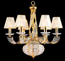 Современная хрустальная люстра, подвесной светильник, декоративного освещения