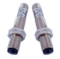 Infrared del connettore di Pin M12 4 tramite il sensore fotoelettrico dell'interruttore della foto della rottura del fascio con CC di distanza 5V/12V/24V di 3m impermeabile (IBEST)